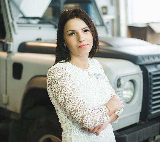 Мамонтова Марина, офис-менеджер