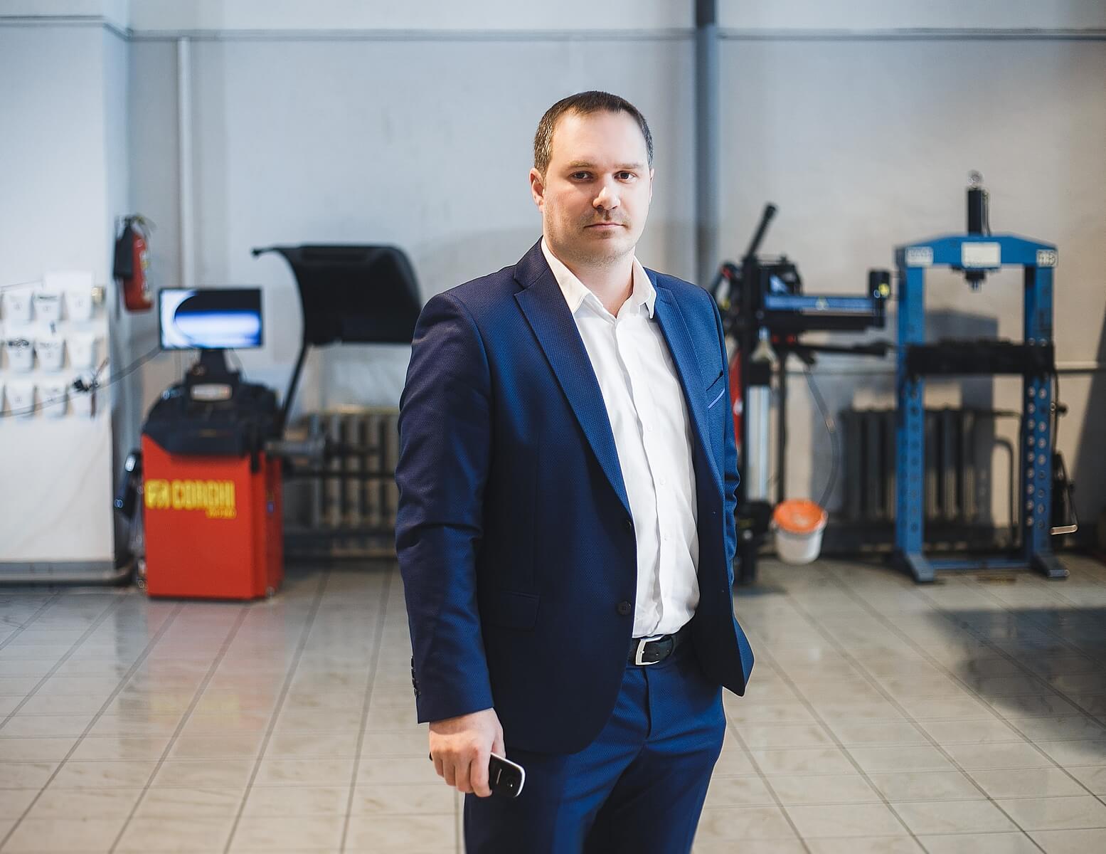 Григорий Печкин, технический директор ЧЕСТНЫЙ СЕРВИС